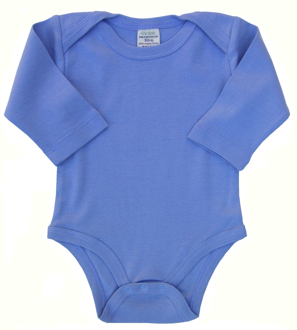Balkan Baby L/S One–piece- Sky Blue