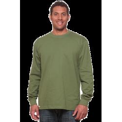 Cascadian Long Sleeve Unisex OrganicTee
