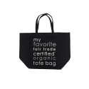 """My Favorite"" Printed Deli Tote: Small Size"